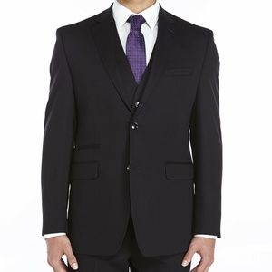 PERRY ELLIS Portfolio Slim Fit Suit Jacket